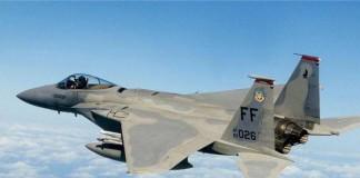 Digital EW System For F-15s