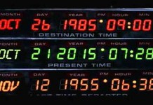 """October 21, 2015 - Happy """"Back to the Future Day"""""""
