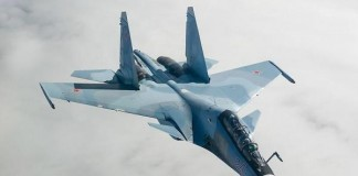 Belarus To Buy New Russian Su-30SM Fighter Jets