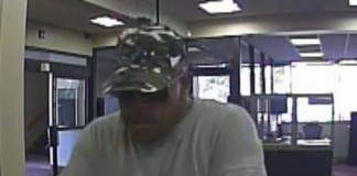 Bountiful Bank Robber