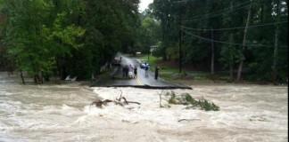 South Carolina's '1,000-year' Rain