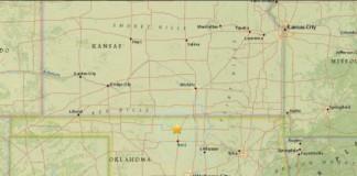 Earthquake Felt In Oklahoma, Kansas