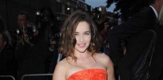 Emilia Clarke Named Esquire's Sexiest Woman Alive