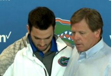 Florida Gators QB Grier Suspended