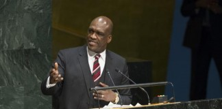 Former President Of U.N. General Assembly Charged With Bribery