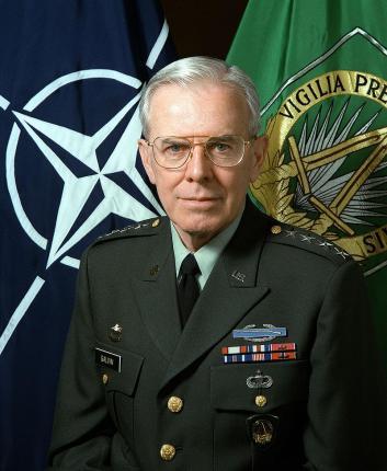 Gen John Galvin Nato Cold War Chief Dies