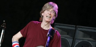 Grateful Dead Legend Phil Lesh Undergoing Treatment