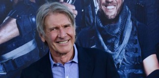 Harrison-Ford-drops-in-on-couples-wedding-via-helicopter