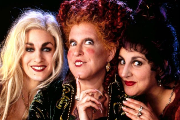 Hocus Pocus' Cast Celebrate Movie Ahead of Halloween | Gephardt Daily