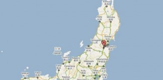 Japan Earthquake With Magnitude Of 5.5