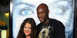 Khloé Kardashian, Family To Be By Lamar Odom's Side
