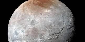 Pluto's Moon Charon