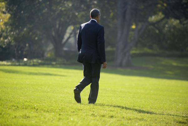 Obama Meets With Families Of Shooting Victims