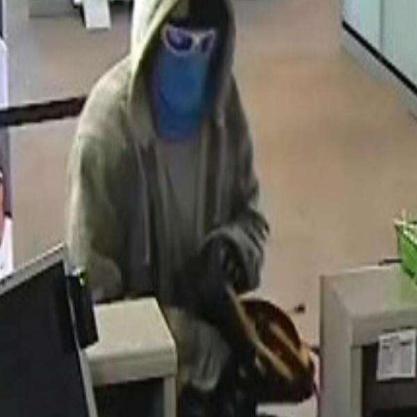 Orem Police Officers Seek Bank Robbery Suspect