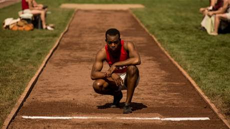 The Jesse Owens Story Is Told In
