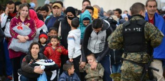 Armed Attackers Disable Migrant Boats