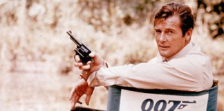 Sir Roger Moore Who Turns 88