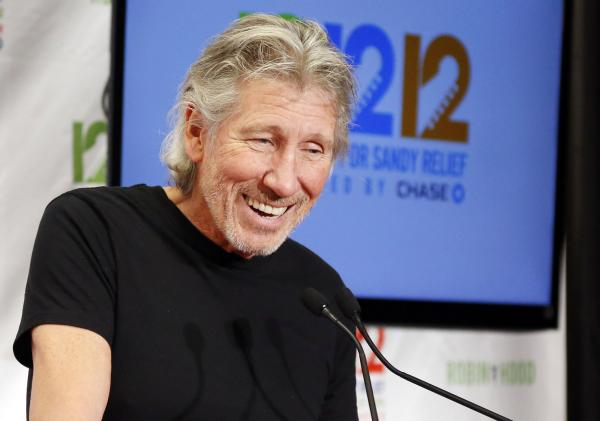 Roger Waters Lambasts Bon Jovi