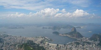 Suspected Gas Explosion In Rio de Janeiro
