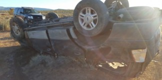 St. George Man Killed In Rollover Accident