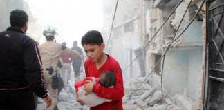 Syria-Missile-strikes-by-government-forces-kill-dozens-injure-hundreds