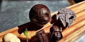 Chocolate 'Star Wars' Treats