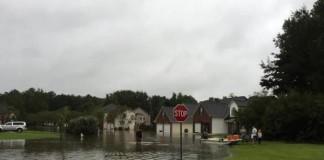 Flash Floods Kill At Least Four In South Carolina