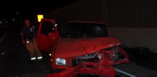 DUI Crash On I-15