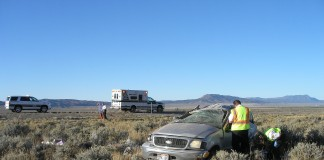 Cedar City Distracted Driver Accident 1-15