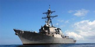 The USS Porter Odessa Ukraine