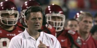 Utah Football Coach