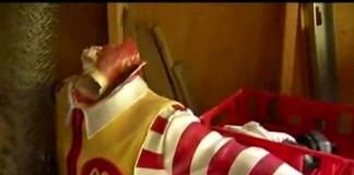 Vandals-burn-decapitate-and-dismember-Ronald-McDonald