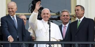 Pope's Meeting With Kim Davis