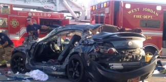 West Jordan Traffic Accident