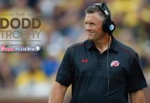 Kyle Whittingham Named Dodd Trophy Coach