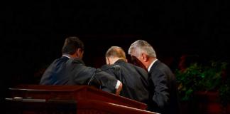 Health Concerns For LDS President Thomas S. Monson