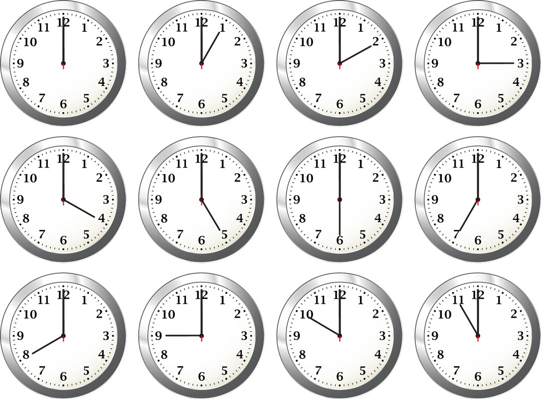 how to show 55 minutes as time