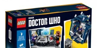 Lego Announces Playset Based on Science-Fiction TV Series 'Dr. Who'