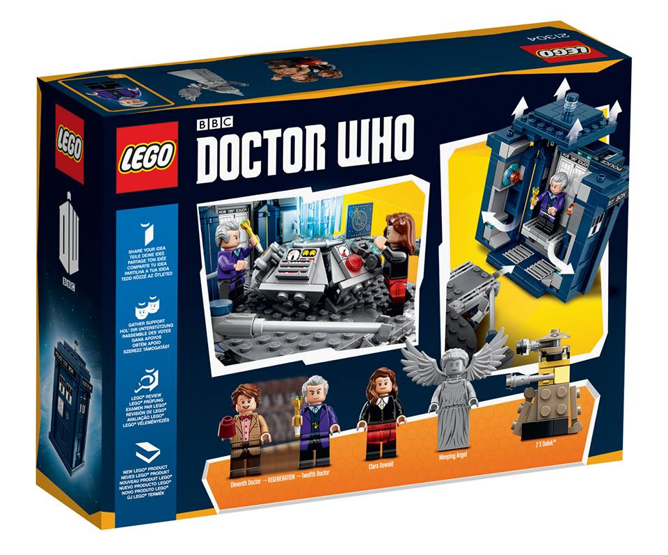 Lego Announces Playset Based on Science-Fiction TV Series ...
