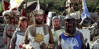 """Monty Python and the Holy Grail"" Lost Animation Found"