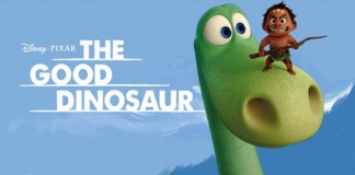 """The Good Dinosaur"" Trailer"