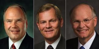 Three New Apostles To The Quorum Of Twelve