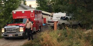 Woman Dead In Farr West Inside Camper