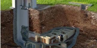 $17.5 Million Underground Bunker For Sale