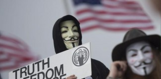 Anonymous Accuses Web Service CloudFlare
