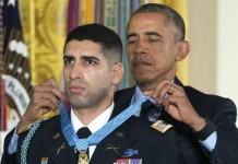 Army Capt. Florent Groberg Receives Medal Of Honor