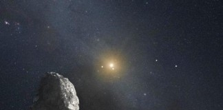 Astronomers Spot Distant Object In Solar System