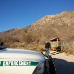 Body Found Near Ben Lomond Peak