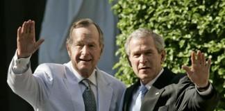 Bush 41 Criticizes Bush 43's Advisers
