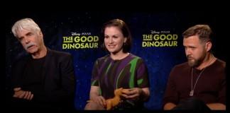 The Voices Behind Disney * Pixar's 'The Good Dinosaur'